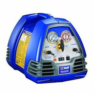 Yellow Jacket (95762) Recover-XLT Refrigerant Recovery Machine w/Tank Overfill Switch $499.99