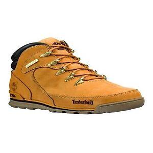 d8dc719d491 Timberland Earthkeepers Euro Rock Hiker Men's Chukka BOOTS Size UK 8 / EU 42