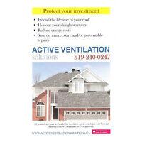 Active Ventilation Solutions