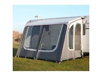 Caravan Westfield rollout 300 porch awning