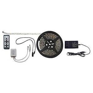 16 Ft. Warm White Strip Light Kit With Dimmer