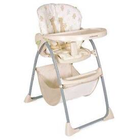 Highchair with extra Seat cover for Sale! Urgent!