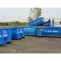 GARBAGE BIN  & RUBBISH REMOVAL, MOVING   Storage Containers