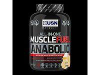 USN Muscle Fuel Anabolic Vanilla