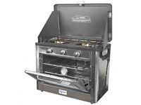 Kampa Roast Master Camping Oven & Hob