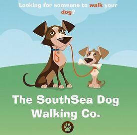 The SouthSea Dog Walking Company