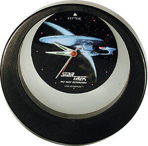 Star Trek TNG Gravity Alarm Clock