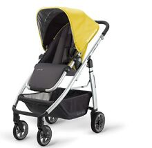Stroller/pram - uppababy alta, yellow Mount Lawley Stirling Area Preview