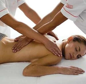 4 soft and gentle  hands massage for females
