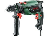 Bosch drill and angle grinder 240v