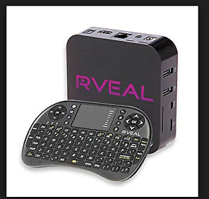 RVEAL  STREAMING MEDIA PLAYER
