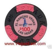El Rancho Casino Chips