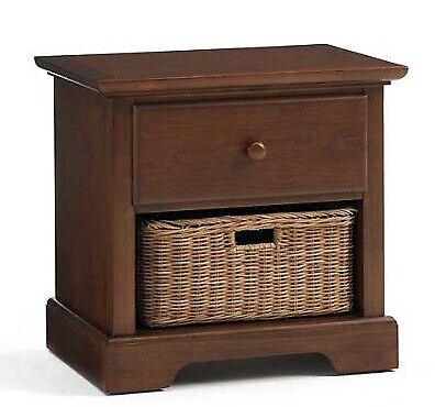 Bonavita Nightstand Seaside Dark Walnut