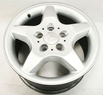 Mercedes 4 x Alloy Wheels 16x8 5x112 Excellent Condition Mango Hill Pine Rivers Area Preview