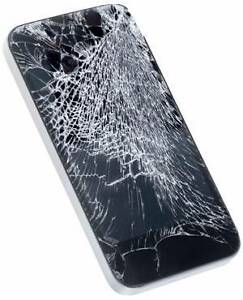 iPhone Cracked Glass Screen Repair - Lowest Price Guarantee. Perth Region Preview