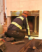 Fireplace Cleaning, Fireplace Sweeping/Wood Stove Cleaning