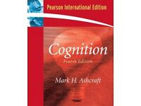 Cognition, Mark H. Ashcraft