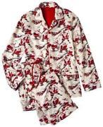 Mens Flannel Pajamas