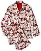 Mens Flannel Pajamas