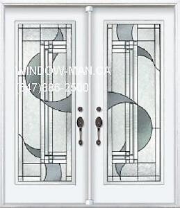 Door System Entry Front Double  Best Pricing and Service