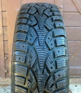 185/55/15 Wanli Snow Grip Winter Tires For Sale –LIKE NEW!! London Ontario image 1