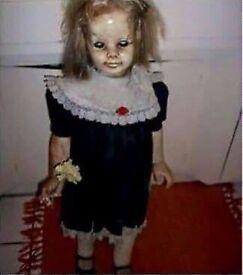 Children's Doll (Dolly) Porcelain
