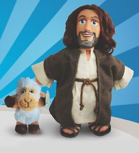 My Friend Jesus Doll and his friend Lamby