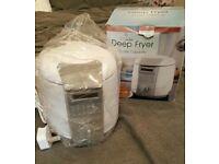Brand new 1 litre deep fryer