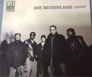Dave Mathews Band Guitar music books London Ontario image 1