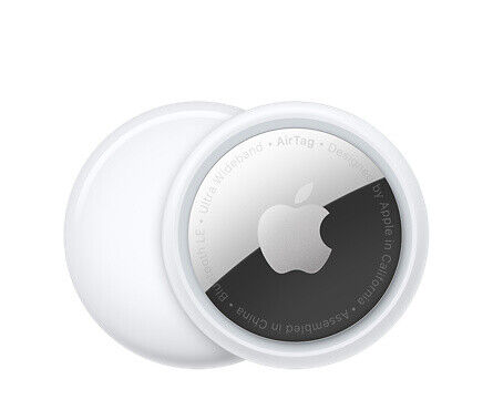 **NEW** Apple AirTag - FREE Engraving Included - 4 Characters Word Maximum!!