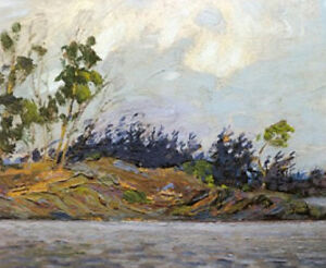 """Limited Edition """"Early Morning Georgian Bay"""" by Tom Thomson"""