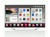 LG 47 inch 3D LED Smart TV 47LA740V 2 year warranty Fully boxed 1080p Full HD not 4k nor HDR
