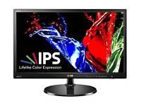 """Lg 27"""" ips gaming monitor/hd dvb tv"""
