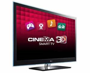 "LG 65"" LED TV - 3D Smart TV Parramatta Parramatta Area Preview"