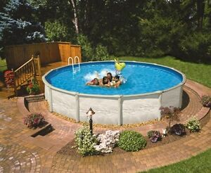 Above-Ground Pools from Beachcomber Lethbridge!