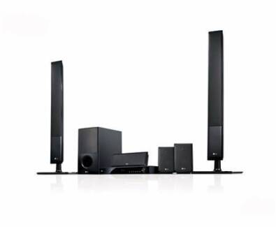 Blu-Ray Home Theatre System with Netcast