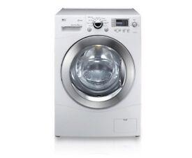 Ex-Lease LG 9Kg Direct Drive Washing Machine +3 Month Warranty
