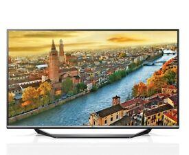 LG UF770V 55inch 4K UHD Ultra LED Smart TV Superb Picture and Sound