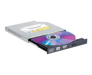 LG Graveur DVD pour Portable DVDRW Mince 8X SATA Sans Logiciel