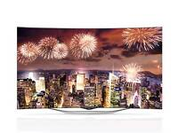"55EC930V 55"" OLED Curved TV - as new"