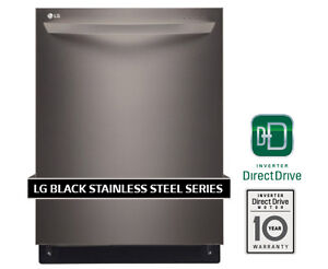 CLEARANCE SALE OF BLACK STAINLESS STEEL APPLIANCES PACKAGE Peterborough Peterborough Area image 5