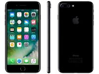 iPhone 7 Plus Black 256gb BRAND NEW and unlocked