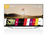 "LG 42"" LED 3D TV with 3D glasses"