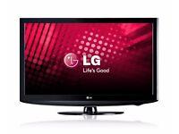 "LG HD Widescreen Flat TV (32"") LCD"