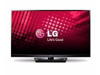 "LG A650T 50"" plasma screen VGC"