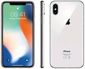 IPHONE X 64GB £799 BRAND NEW 1 YEAR WARRANTY