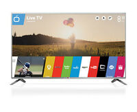 "LG 55"" IPS LED SMART TV APPS WIFI RETAIL $1199 55LB6300"