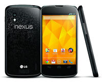lg nexus4 unlocked 16gb with charger $160