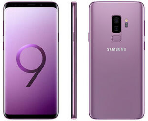 Samsung Galaxy S9 Plus ( Unlocked) Purple