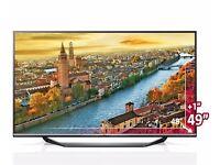 """LG 7 Ultra Series 49UF770V - 49"""" LED Smart TV - 4K"""